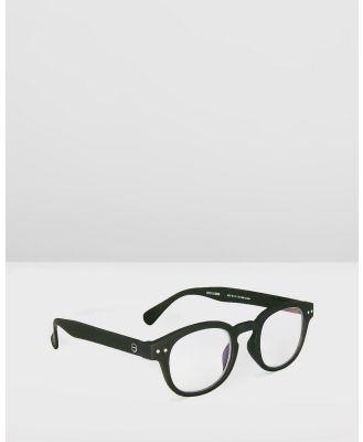 IZIPIZI - Screen Junior Collection C - Optical (Black) Screen Junior Collection C
