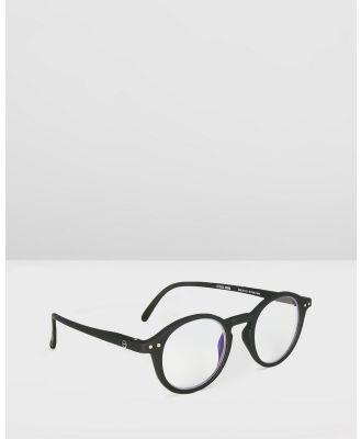 IZIPIZI - Screen Junior Collection D - Sunglasses (Black) Screen Junior Collection D