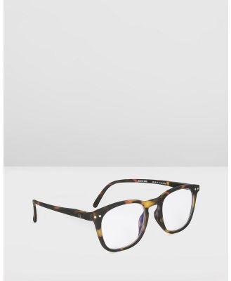 IZIPIZI - Screen Junior Collection E - Sunglasses (Brown) Screen Junior Collection E