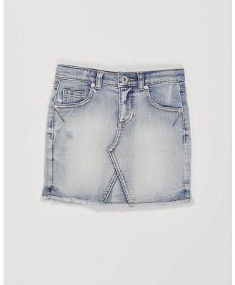 jac & mooki jnr - Denim Skirt - Denim skirts (vintage) Denim Skirt