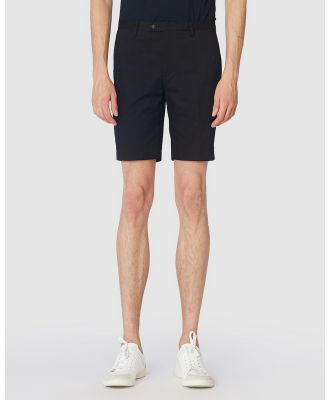 Jack London - Black Dress Shorts - Chino Shorts (Black) Black Dress Shorts