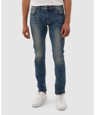 Jag - Stan Slim Jeans - Slim (blue) Stan Slim Jeans