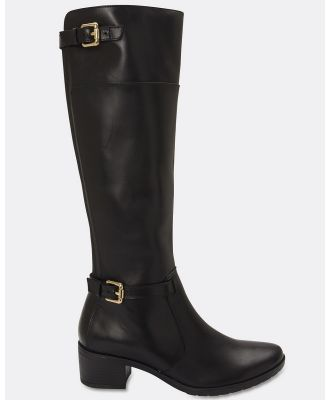 Jane Debster - Hamish - Knee-High Boots (BLACK) Hamish