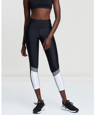 Jasmine Alexa - Stand Strong Leggings - Sports Tights (Black) Stand Strong Leggings
