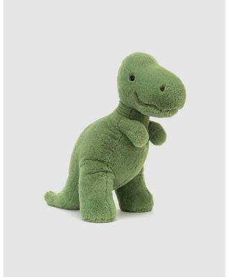 Jellycat - Fossilly T Rex - Animals (Green) Fossilly T-Rex