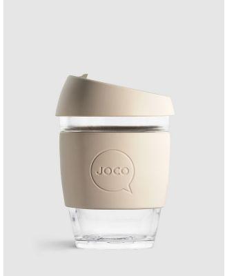 Joco Cups - Joco Cup   Utility 12oz - Home (White) Joco Cup - Utility 12oz