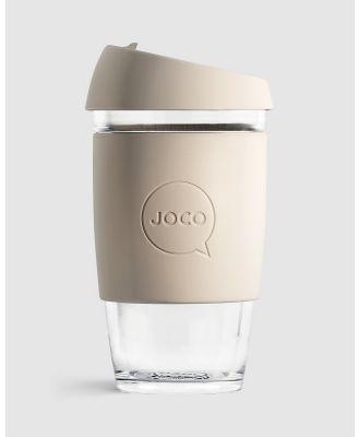 Joco Cups - Joco Cup   Utility 16oz - Home (White) Joco Cup - Utility 16oz