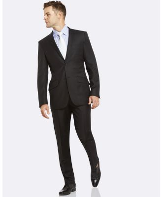 Kelly Country - PGH Pure Wool Black Suit - Suits & Blazers (Black) PGH Pure Wool Black Suit