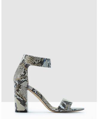 Kennedy - Stately - Sandals (Grey) Stately