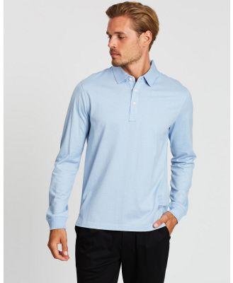 Kent and Curwen - Classic Polo shirt - Shirts & Polos (Blue) Classic Polo shirt