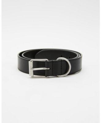 Kenzo - Army Belt - Belts (Black) Army Belt