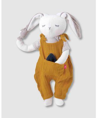 Kikadu - Rabbit Big Boy Doll - Plush dolls (Multi) Rabbit Big Boy Doll
