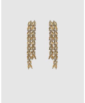 Kitte - Soul Earrings - Jewellery (Gold) Soul Earrings