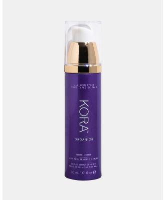 Kora Organics - Noni Night AHA Resurfacing Serum 30mL - Beauty (N/A) Noni Night AHA Resurfacing Serum 30mL