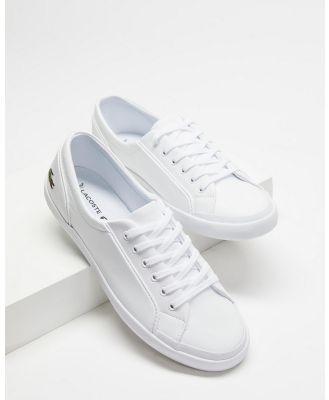Lacoste - Lancelle BL 1   Women's - Shoes (White) Lancelle BL 1 - Women's