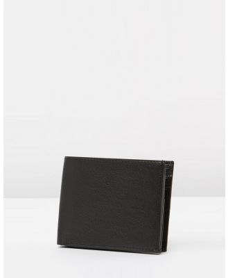 Loop Leather Co - Big Mac - Wallets (Black) Big Mac