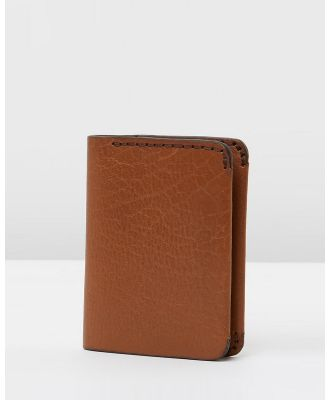 Loop Leather Co - Brooklyn - Wallets (Cognac Tan) Brooklyn
