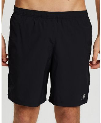 "New Balance - Accelerate 7"" Shorts - Shorts (Black) Accelerate 7"" Shorts"