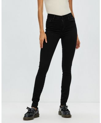 Nobody Denim - Cult Skinny Jeans - Jeans (Black) Cult Skinny Jeans