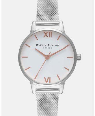 Olivia Burton - Midi Dial - Watches (Silver) Midi Dial