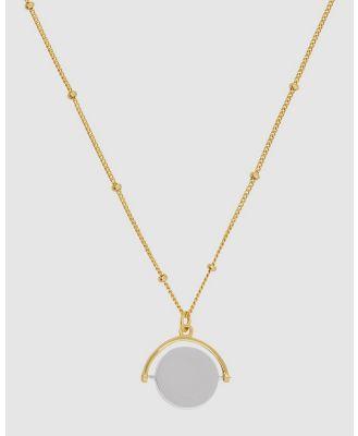 Pastiche - Silver Mist Necklace - Jewellery (Gold) Silver Mist Necklace