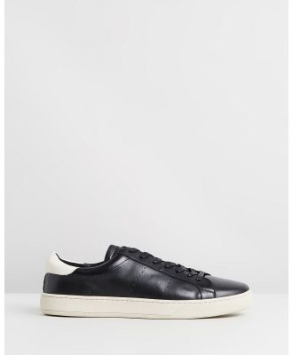 Patron Saint Of - Fusion Low Cut Sneakers - Sneakers (Black & Putty) Fusion Low-Cut Sneakers