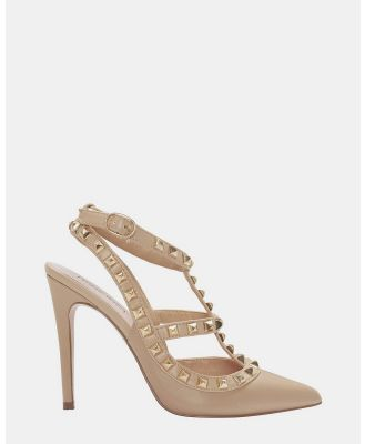Pink Inc - Saint - All Pumps (NUDE) Saint