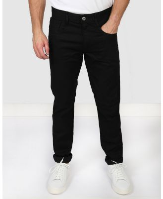 Replay - Anbass Jeans - Jeans (Black) Anbass Jeans