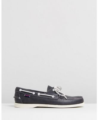 Sebago - Docksides - Casual Shoes (Blue Navy) Docksides