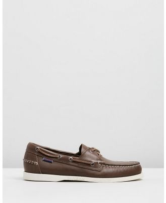 Sebago - Docksides - Casual Shoes (Brown) Docksides