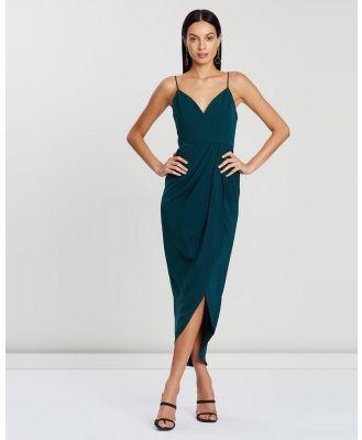 Shona Joy - Cocktail Dress - Bridesmaid Dresses (green) Cocktail Dress