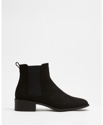 SPURR - Zahara Ankle Boots - Boots (Black) Zahara Ankle Boots
