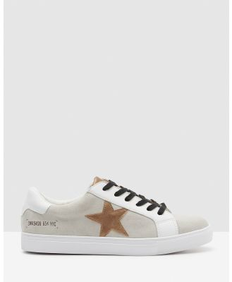 Steve Madden - Theory - Sneakers (White) Theory