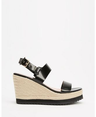 Ted Baker - Archei Wedges - Wedges (Black) Archei Wedges