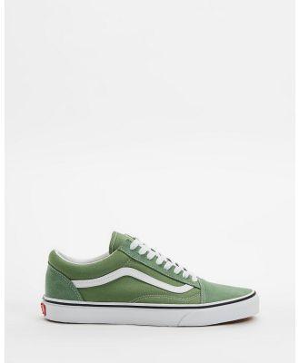 Vans - Old Skool Ballad   Unisex - Sneakers (Shale Green & True White) Old Skool Ballad - Unisex