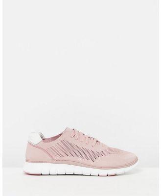 Vionic - Joey Casual Sneakers - Sneakers (Dusty Pink) Joey Casual Sneakers