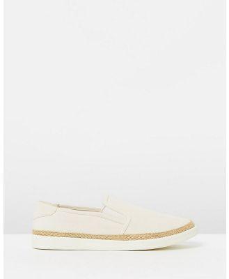 Vionic - Rae Slip On Sneakers - Slip-On Sneakers (Ivory) Rae Slip-On Sneakers