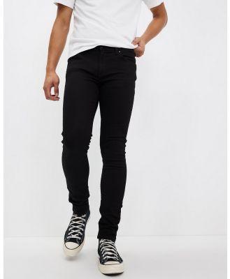 Wrangler - Stomper Jeans - Slim (Super Sonic Black) Stomper Jeans