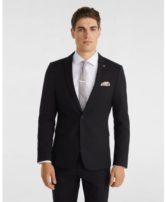 Yd. - Aston Slim Fit Suit Jacket - Suits & Blazers (Black ) Aston Slim Fit Suit Jacket
