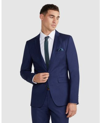 Yd. - Wraith Slim Suit Jacket - Suits & Blazers (Oxford Navy ) Wraith Slim Suit Jacket