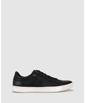 ZU - Cable Casual Sneakers - Casual Shoes (Black) Cable Casual Sneakers