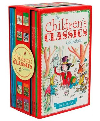 The Childrens Classics Collection 16 Book Set