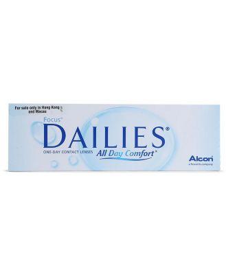 Focus Dailies 30 Pack Contact Lenses